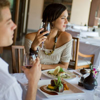 Compensation for food poisoning on honeymoon