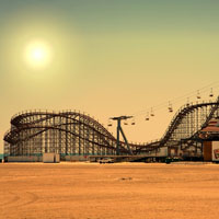 Holiday Accidents Caused by Roller Coaster Danger